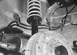 Замена узлов системы улавливания паров топлива