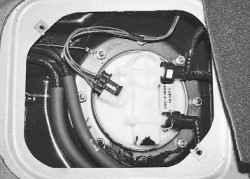 Проверка системы питания двигателя
