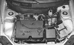 Проверка герметичности шлангов и соединений системы охлаждения