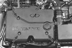 Снятие и установка декоративного кожуха двигателя