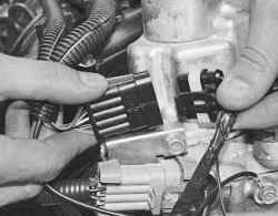 Замена прокладки крышки головки блока цилиндров