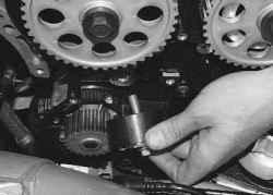 Замена прокладки головки блока цилиндров