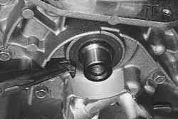 Разборка двигателя